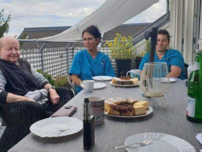 Ambulante Pflege Berlin Frühstück